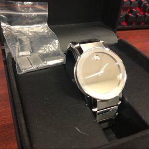 Movado Sapphire 39 mm watch